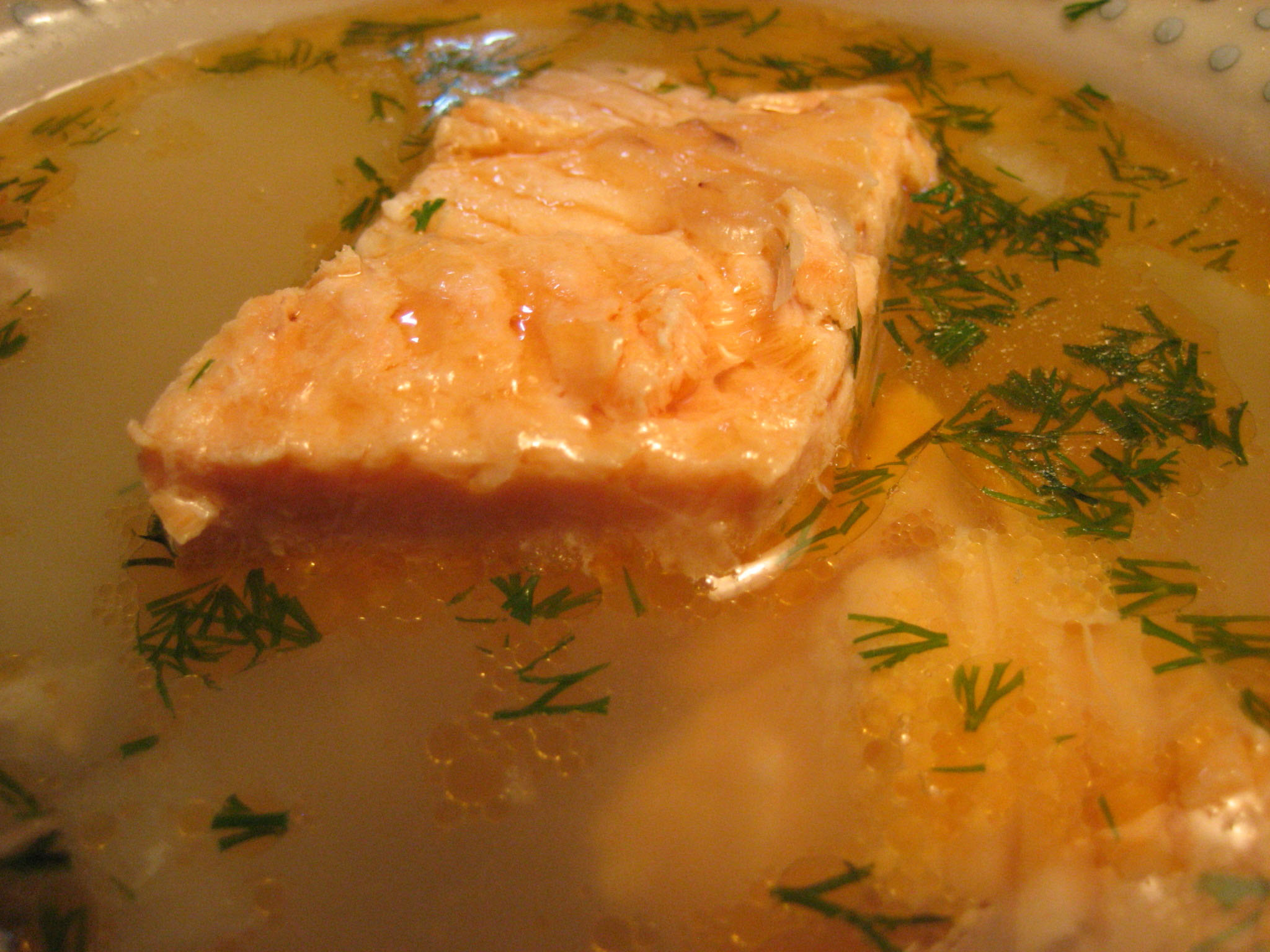 рецепт рыбного супа из свежей рыбы красной