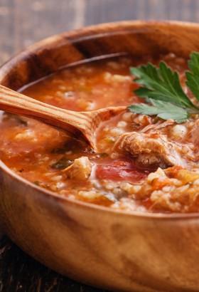 суп харчо с бараниной рецепт классический с фото
